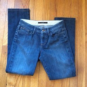 Joe's Jeans High-Rise Cigarette Cut in Aimee Wash